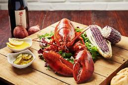 .S. Koreas lobster imports from North America hit record high.