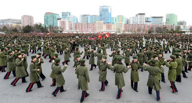 传6名朝鲜军人持枪进入中国境内下落不明