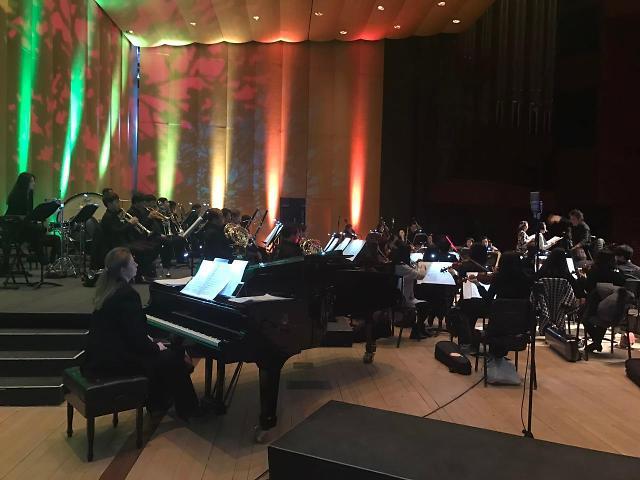 韩中古典音乐的飨宴  建交25周年韩中友好音乐会举行