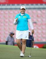 박인비,LPGA 투어 HSBC 위민스 챔피언스 우승..박성현 데뷔전 3위