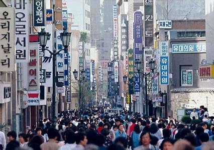 韩国普通人月均收入1.7万元 男性是女性的1.6倍