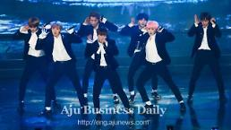.Backed by teenage fandom, BTS album sales hit record high.