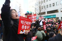 .[IMPEACHMENT] Court holds historic ruling on impeachment amid tight security, protests.