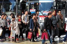 .韩萨德令赴济州中国游客减少 业界推廉价旅游商品吸引本国游客 .