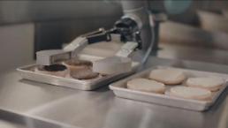 [IT다있다] 노릇노릇 햄버거 패티 구워주는 인공지능 로봇, 플리티