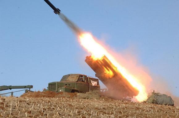 """消息:朝鲜正在开发反舰弹道导弹 欲""""杀""""美国航母"""