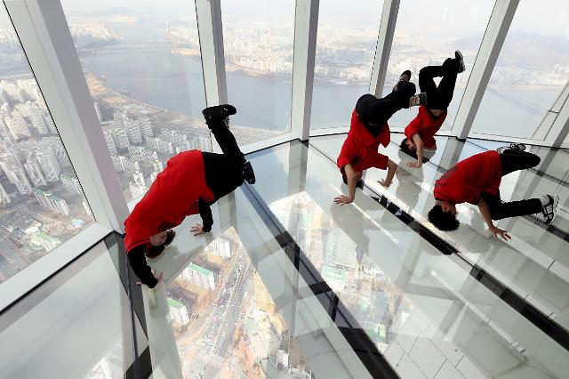 Lotte Tower To Open World S Third Highest Observation Deck