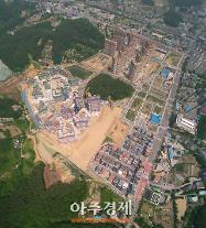 용인시 역북지구 토지 7년만에 모두 매각됐다