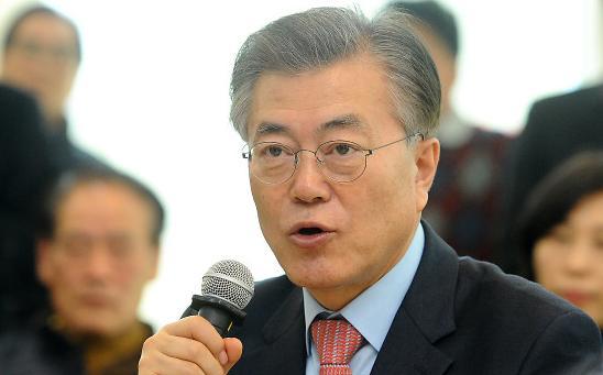 <2017年总统大选>韩大选民调:文在寅37.1%安熙正16.8%安哲秀12.0%