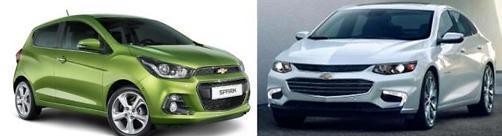 韩国通用两款车型因违反安全标准被罚款10亿韩元