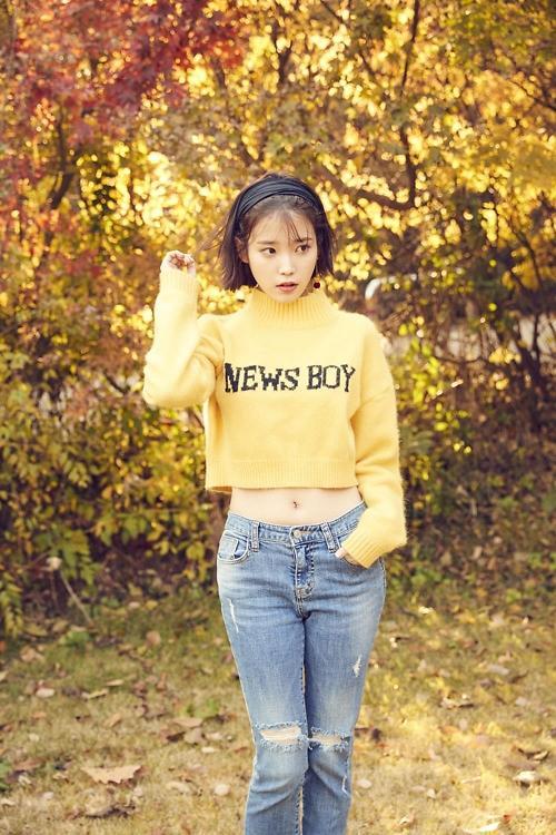 IU于4月21日携第四张正规专辑回归