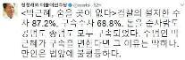 """박근혜 소환 D-1, 정청래 """"朴 숨을 곳 없다…구속 면하면 '만인은 법앞에 불평등'"""" 비난"""