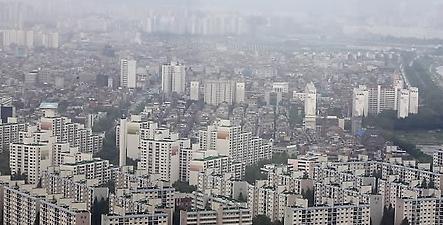 韩4-6月公寓楼入住家庭7.7万户 同比增加20%