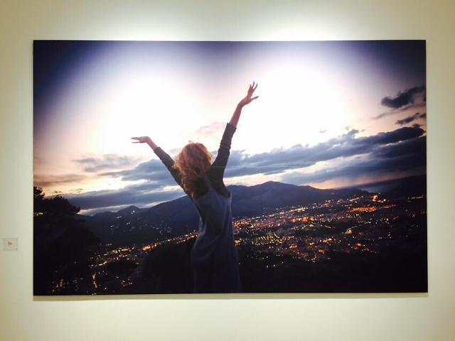 [AJU VIDEO] 汉南洞D-MUSEUM青春画展2