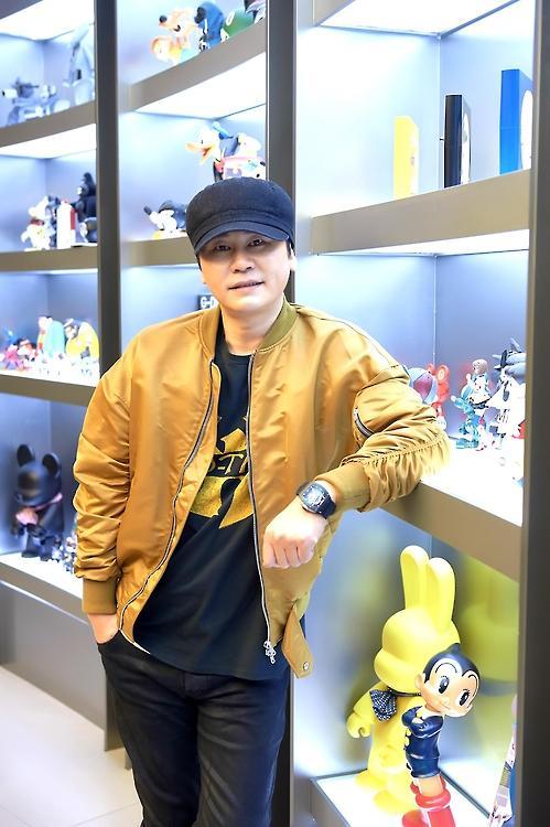 """韩娱乐圈地产大亨排行出炉:YG杨贤硕被封""""理财之神"""" 稳坐头把交椅"""