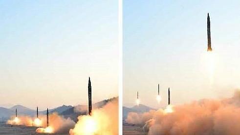 朝鲜今晨或发射一枚导弹 升空数秒后爆炸