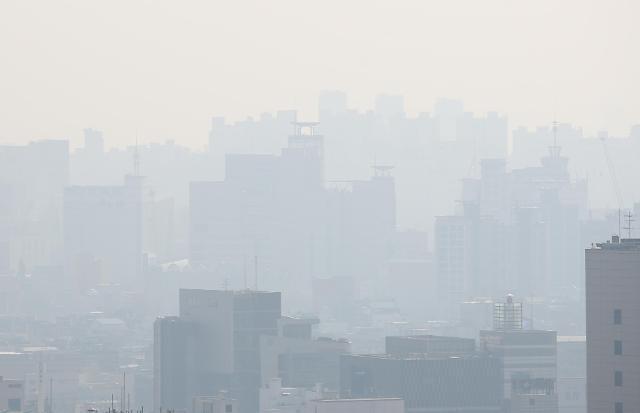 首尔十面霾伏 政府措施被质疑缺乏实效