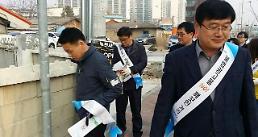 세종시, 불법광고물 정비 성과 '톡톡'