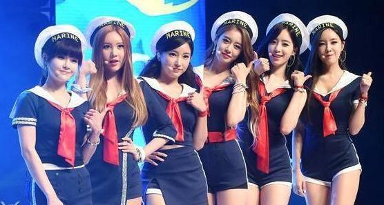T-ara发官方立场:宝蓝素妍合同到期 其他4位成员暂进行个人活动