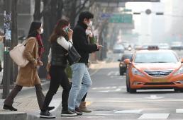 .韩大气污染问题日益严峻 每年经济损失规模超10万亿韩元.