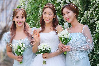 신인 걸그룹 데뷔 현장?? 여전한 미모 뽐내는 S.E.S 유진, 바다, 슈