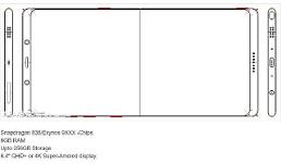 .[PHOTO NEWS] Schematic for Samsung Note 8 leaked online: LEAKS.