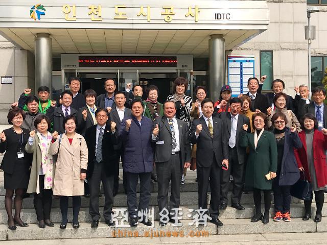 仁川房地产市场魅力无限 吸引中国人投资置产