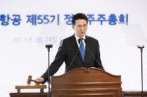 """チョ・ウォンテ大韓航空社長""""営業益8400億ウォン達成する"""""""