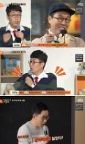 """'톡투유' 김제동, 개그맨 김영철에 진저리 """"JTBC에서 탄핵되게 해달라"""""""