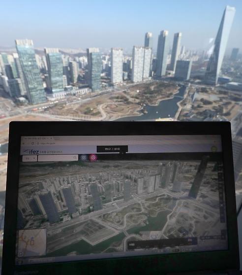 韩十大企业上市公司 持有土地估价4556亿元创新高