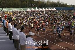 2017 군산새만금국제마라톤대회 열기, 군산의 4월을 뜨겁게 달군다