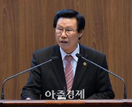 """충남도의회 송덕빈 의원, """"충남도 6.25 참전 유공자 예우 외면"""""""