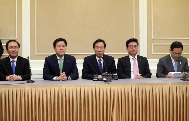 韩五党拟在国会通过敦促中方停止反萨措施决议