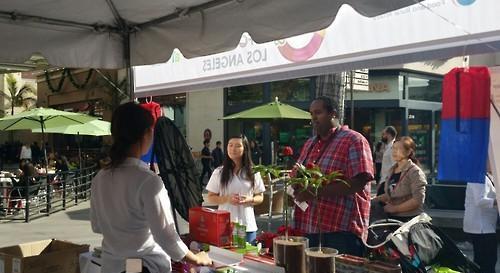 K-food进军美国多种族市场 拉面人参等人气高