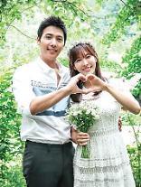 俳優イ・サンウ&女優キム・ソヨン、6月ウェディングマーチ