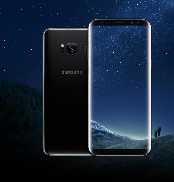 三星电子新旗舰Galaxy S8在美亮相 强大性能引关注