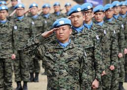 S. Korea sends replacement peacekeeping troops to Lebanon: Yonhap
