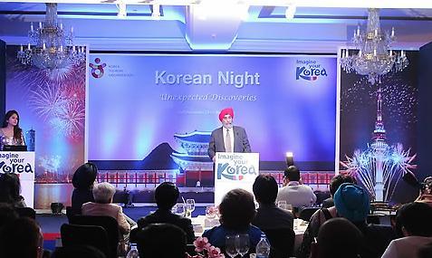 韩在印度举办旅游推介会弥补中国游客流失