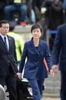 朴槿恵前大統領、30日午前裁判所到着・・・令状審査開始