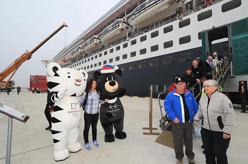 调查:去年赴韩邮轮港口停泊时间过短 仅为7.6个小时