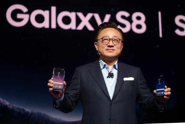 三星移动主管高东真谈Galaxy S8:将惊艳全球