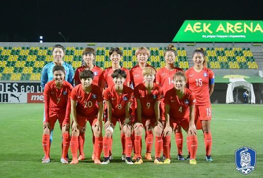 韩国女足将赴朝参加世界杯预选赛 朝韩大战引关注