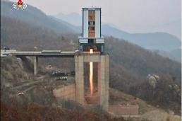 [UPDATES] N. Korea test-fires strategic missile into sea ahead of Sino-US summit
