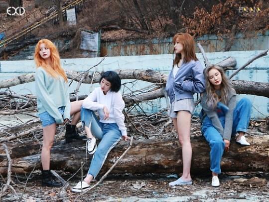 EXID新专辑收录曲《Velvet》被KBS判定为不适合播出