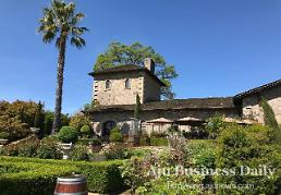 [FOCUS] Spring picnic and BBQ in V. Sattui Winery in Napa Valley, California