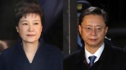 .检方提请批捕禹柄宇 朴槿惠或于17日被公诉.