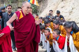 [GLOBAL PHOTO] Dalai Lama visits India