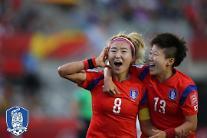 한국 여자축구, 내년 아시아안컵 본선행