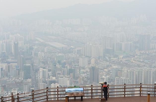 中韩日环境部将举行局长级会议商讨雾霾对策