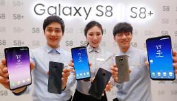 .三星电子壮大Galaxy生态 力争预售百万部S8.